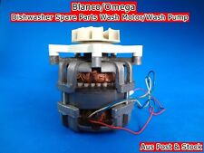 Blanco Omega Dishwasher Spare Parts Wash Pump/Wash Motor Replacement (D415) Used
