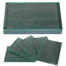 8x12cm Double Side Protoboard Circuit Tinned Universal Prototype Pcb Board Yjfi