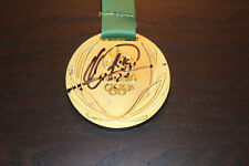 Usain Bolt Signed Olympics Gold Medal Jamaica track and Field COA PROOF RARE