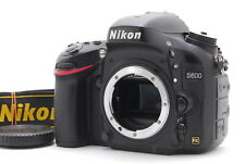 【Mint】Nikon D600 24.3MP Digital SLR Camera Black Body Only From Japan #627