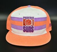 Phoenix Suns New Era 9FIFTY Retro 1968-73 Logo Uniform Patch Snapback Cap Hat