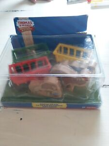 Thomas & Friends Wooden Railway Circus Train 2014 new in box