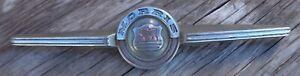 MORRIS 1960's MINI-MINOR MK1 ORIGINAL BONNET BADGE