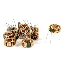 10 Pcs Toroid Core Common Mode Inductor Choke 1.2MH 40mOhm 2A Coil S1I7
