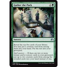 MTG Gather the Pack NM - Magic Origins
