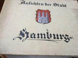 Historische Ansichten von Hamburg