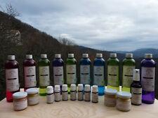 Hydrolat  BIO 250 ml, distillé en Ardèche, Plusieures variétés et vertues