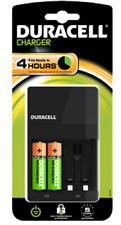 Duracell Charger 4 Hours (Aa or AAA) +2 Battery Aa 1300mAh Rechargeable - CEF14