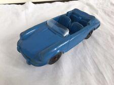 Vinyl Line Porsche 911 Cabrio blau Gummiauto Art.1452