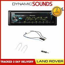 Land Rover Defender >2012 Stereo Upgrade with DAB / CD / BT + DAB Splitter Kit