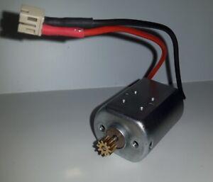 10 Zähne Tuning Motor einbaufertig 18V//30000 U//min Exclu Carrera Digital 124