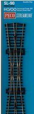 PECO OO Streamline SL90 Double Slip Point