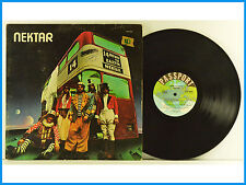 Nektar ‎Down To Earth 1 st US Edition Gatefold Cover Record Passport PPSD-98005