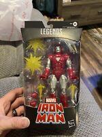Marvel Legends Series Silver Centurion Iron Man Walgreens Exclusive NEW!!