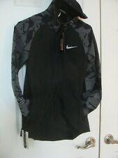 Women's Nike AQ4743 010 Essential Flash Reflective Running Jacket Size XS, S