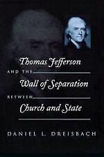 HARDBACK Thomas Jefferson & Wall of Separation Between Church & State...