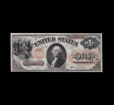 BEAUTIFUL 1875 $1 LEGAL TENDER STRONG VERY FINE