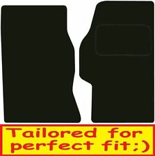 Triumph Tr3 DELUXE QUALITY Tailored mats 1955 1956 1957 1958 1959 1960 1961 1962