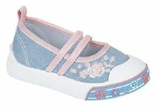 Unbranded Girls Canvas Baby Shoes
