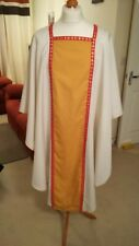Chasuble and Dalmatic