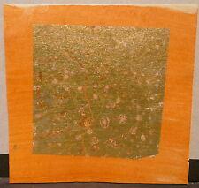 "Dessin Original Aquarelle Nicole Bayle  "" Abstraction 1993 ""  - NB2"