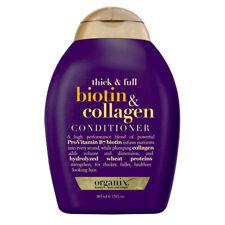 Organix Thick & Full Biotin & Collagen Conditioner 385ml