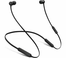 $275 APPLE BEATS X by DRE BLACK IN-EAR WIRELESS EARBUDS HEADPHONES EARPHONES