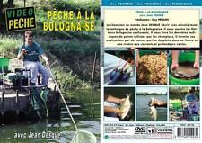 Pêche à la bolognaise avec Jean Desqué - Pêche au coup - Vidéo Pêche