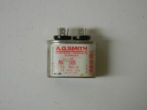 A.O. SMITH 2405 NEW CAPACITOR 2405