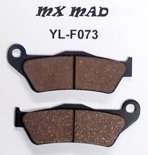 KTM 250 SXF FRONT brake pads  YL-F073