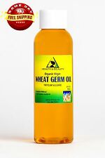 WHEAT GERM OIL UNREFINED ORGANIC by H&B Oils Center COLD PRESSED PURE 2 OZ