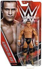 Wwe Alberto Del Rio Wwf Series 63 Basic Superstar Action Mattel Wrestling Figure