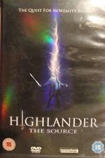 HIGHLANDER: THE SOURCE RARE DELETED DVD ADRIAN PAUL MOVIE PART 5 CHOSEN ONE