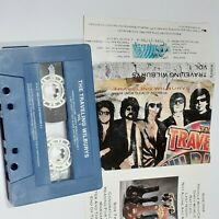 THE TRAVELLING WILBURYS VOL 1 IMPORT CASSETTE TAPE ALBUM INDONESIA BLUE SHELL