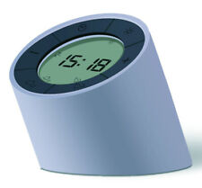 Gingko Edge Luz Digital Despertador Duplo Recarregável (cinza) G001GY