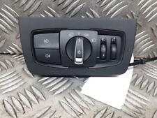 BMW 3 Series 2012 To 2015 Switch Headlight Adjust 9265305 OEM