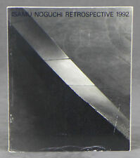 Isamu Noguchi Retrospective 1992