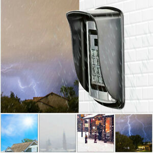 Waterproof Cover For Wireless Doorbell Ring Chime Button Transmitter Launchers