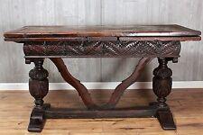English Oak Refectory Pub Table
