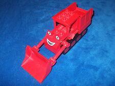 LEGO DUPLO  BUDDEL v. Bob der Baumeister der Rote Bagger