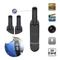 T189 Pen Mini Camera Full HD 1080P AVI Secret Camera Wearable Body Pen USB DVR