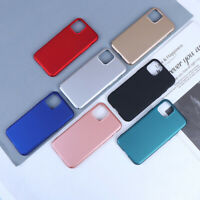 For iphone 11 /Pro/Pro Max Series Frosted Hard Ultra Thin Phone Case Cover