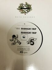 "Fortran 5- Love Baby/Midnight Trip 12"" Vinyl Old Skool 1990 Mute Records"