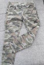 Esprit  Hose Camouflage  Größe  29 Skinny Medium Rise Neuwertig