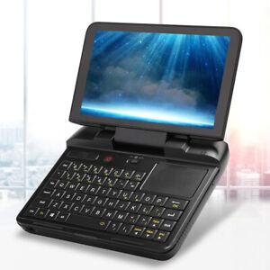 Mini-ordinateur portable GPD Micro PC 8G+128G 6 pouces résolution 1280x720 N4100