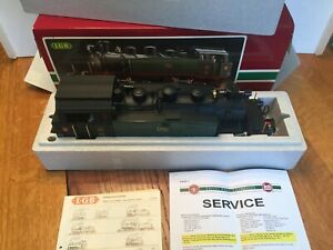 LGB 2085D  0-6-6-0 Mallet Steam Engine - G Scale - Box, Manuals, Smoke, MINT!!