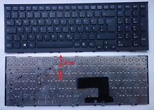 Teclado compatibles Sony vpceh 2c0ew vpceh 3h1e vpc-eh1z1e pcg-71911m Keyboard
