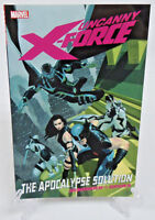 Uncanny X-Force Vol 1 Apocalypse Solution Marvel Comics TPB Trade Paperback New