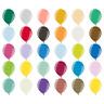 25 X Latex PLAIN BALOON BALLONS helium BALLOONS Quality Party Birthday theme