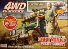 Australian 4WD Action DVD,  #206 Mission To Cape York's West Coast FREE POST
